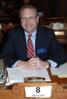 Georgia Senator Tim Golden [R] District 8
