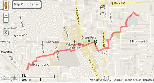 Azalea City Trail