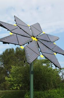 1 5mw Solar Field Near Philadelphia On The Lake Front