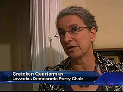 Gretchen as LCDP Chair