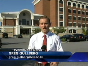 Greg Gullberg at the Lowndes County Palace