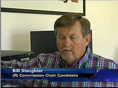 Bill Slaughter for Lowndes County Chairman