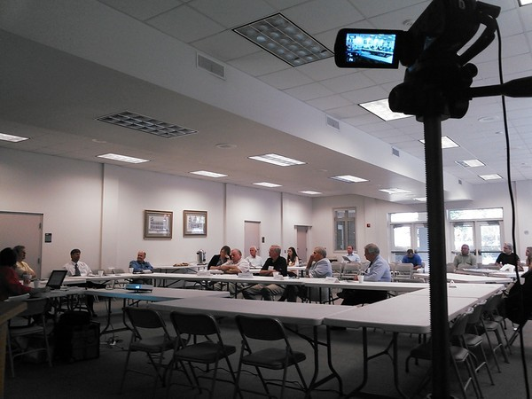 600x450 Council and others, in SSRWPC, by John S. Quarterman, for Lowndes Area Knowledge Exchange (LAKE), 21 May 2014