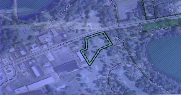 600x315 Location Map, in REZ-2014-14 Roger Budd in Lake Park, by John S. Quarterman, 27 July 2014