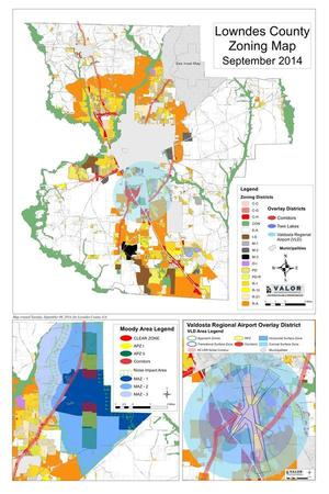 300x450 2014-09-09-uldc-map-001, in wndes County Zoning Map, by Lowndes County Planning and Zoning, 9 September 2014