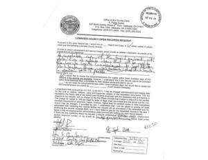 300x232 Open Records Request 4 Sept 2014, in Board Packet, Lowndes County Commission, by John S. Quarterman, 8 September 2014