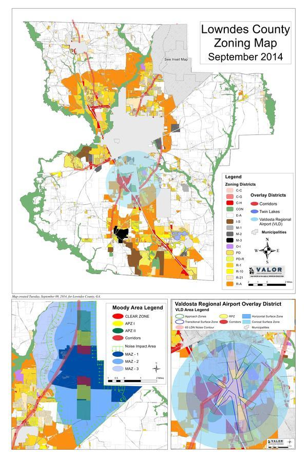 600x900 2014-09-09-uldc-map-001, in wndes County Zoning Map, by Lowndes County Planning and Zoning, 9 September 2014