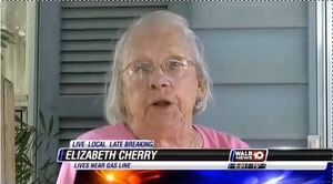 300x166 Elizabeth Cherry lives next door, in Pipeline Break in Berrien County --WALB TV, by Colter Anstaett, 6 November 2014