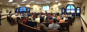 300x111 Full house, in Lowndes County Commission Regular Session, by Gretchen Quarterman, 11 November 2014