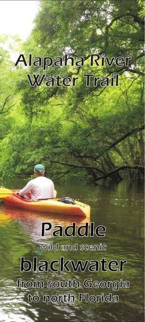 288x638 Cover, in Alapaha River Trail Brochure, Map, and Card, by ARWT Committee, for WWALS.net, 13 May 2015