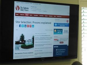 Site Selection: Process Explained in VDT