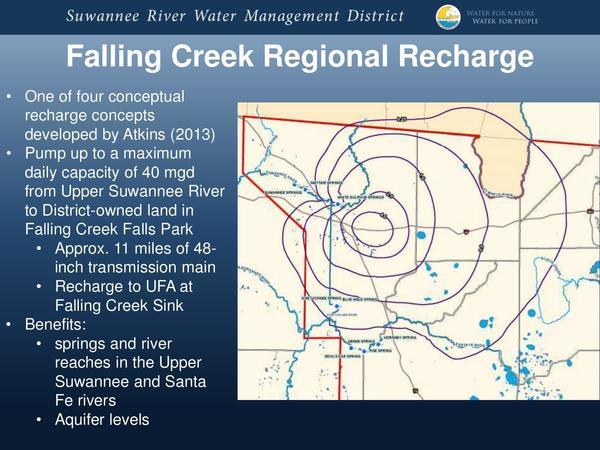 About Falling Creek RAR: 48 pipeline