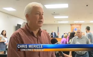 Chris Mericle interview