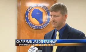 SBOCC Chairman Jason Bashaw
