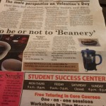 Beanery News Article