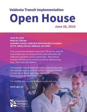 June 28 2016 Open House