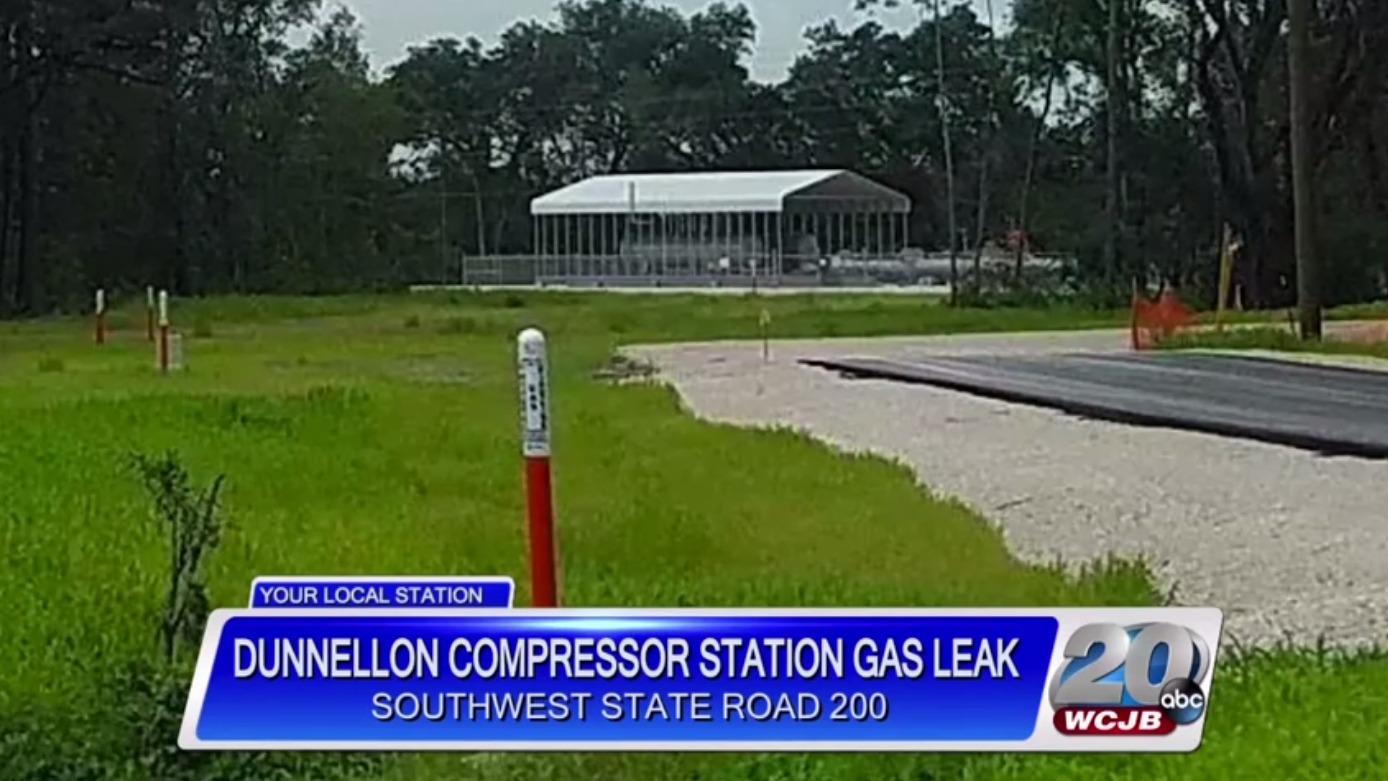 1388x781 Compressor Station from FL 200, in Wcjb stt dunnellon, by WCJB.com, 11 August 2017