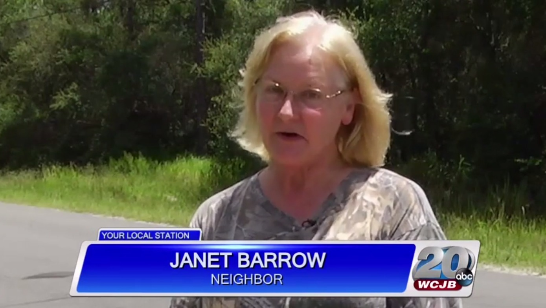 1389x785 Janet Barrow of Marion County, in Wcjb stt dunnellon, by WCJB.com, 11 August 2017