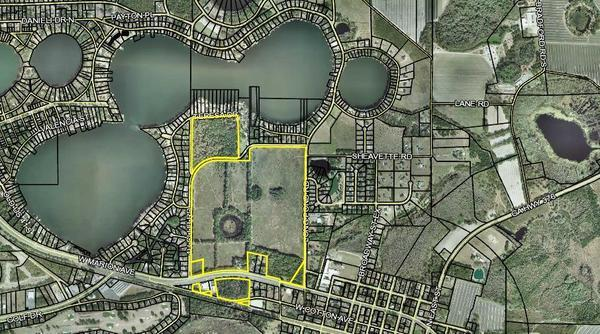 Several properties around Lake Park