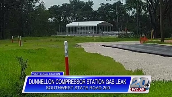 Compressor Station from FL 200