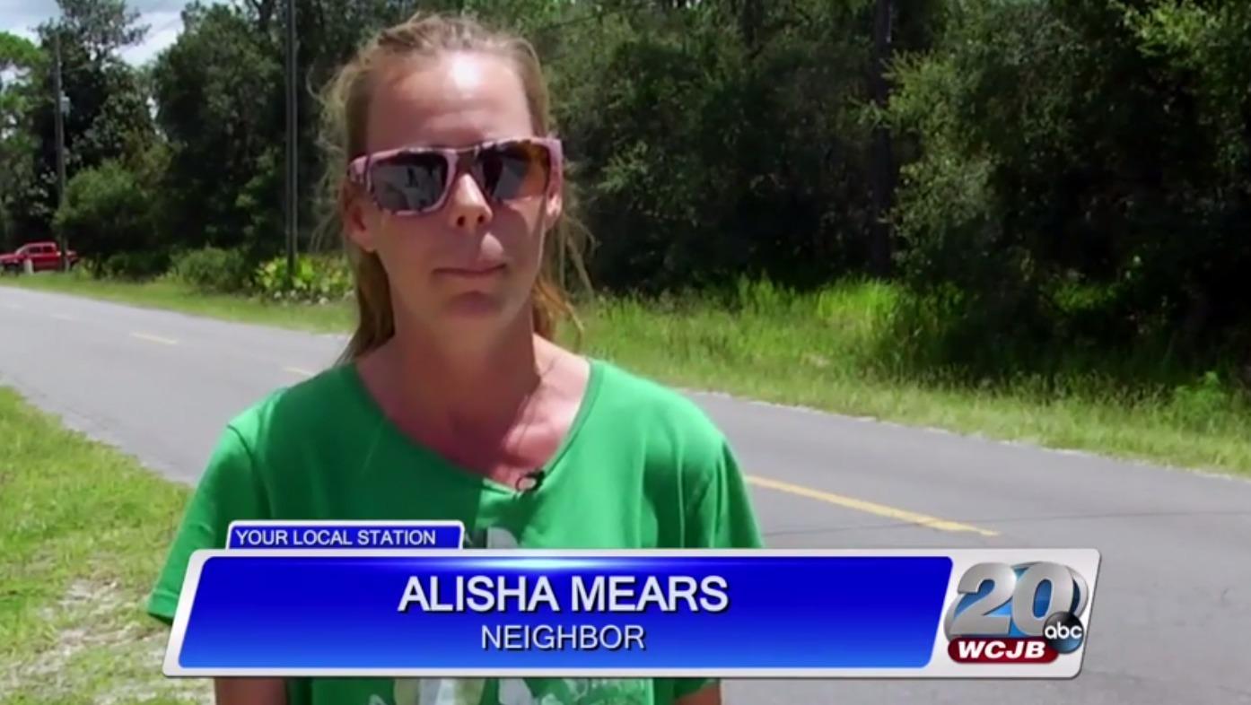 1394x786 Alisha Mears of Marion County, in Wcjb stt dunnellon, by WCJB.com, 11 August 2017