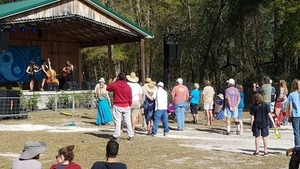 Music in the morning, Spirit of the Suwannee Music Park