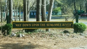 Way Down Upon the Suwannee River, Spirit of the Suwannee Music Park