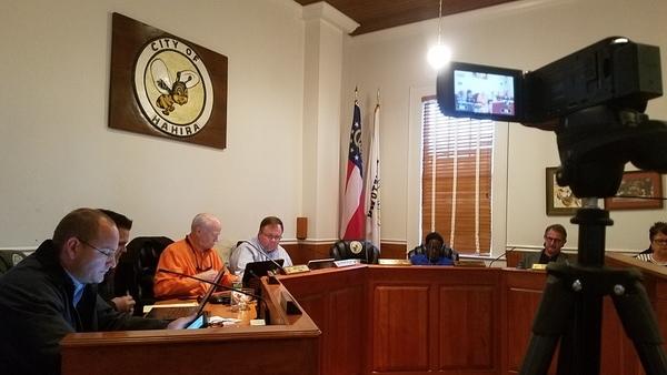 Camera, City Council