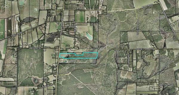 Context Parcel 0062 025, Map