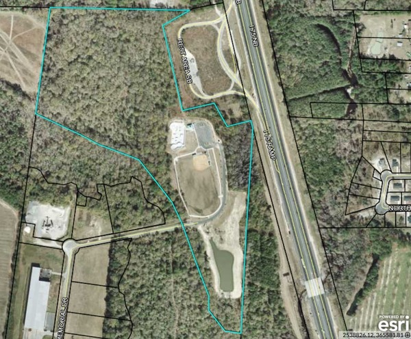 Detail Map, Tax Assessors Map
