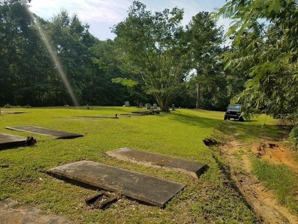 Stones, Cemetery