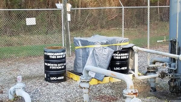Barrels, Moody Takeoff