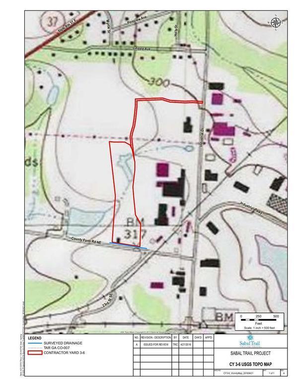 [CY3-6, USGS Topo Map, Colquitt County, GA]