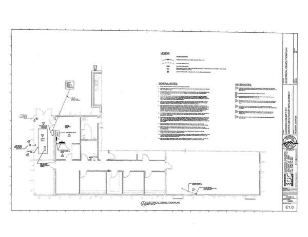 [Electrical Demolition Plan]