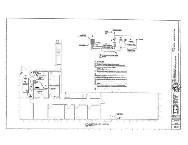 [Electrical New Work Plan]
