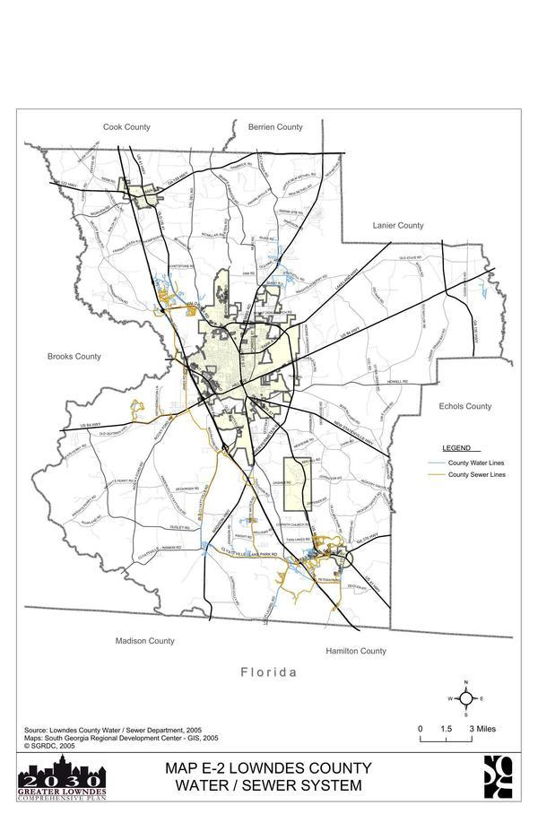 [Lowndes County Water / Sewer System]