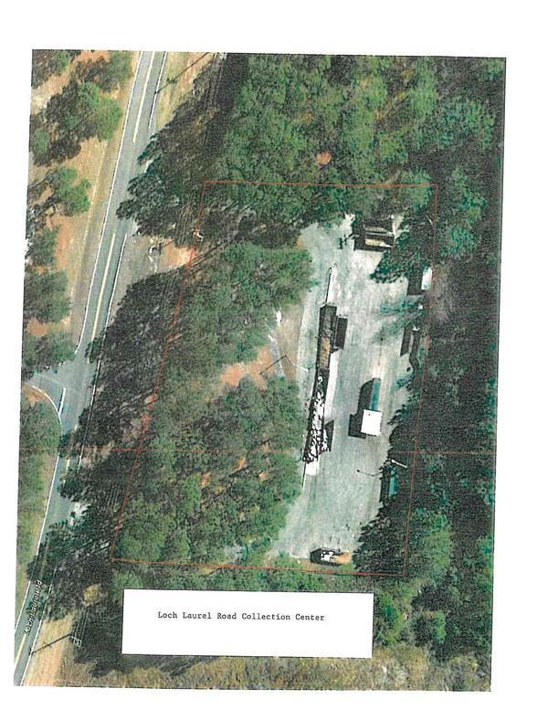 [Photo: Loch Laurel Road Collection Center]