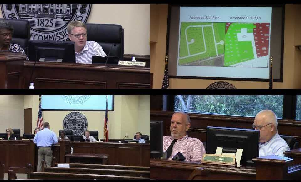 [Rezonings, Juvenile Justice, Moody AFB water & wastewater]