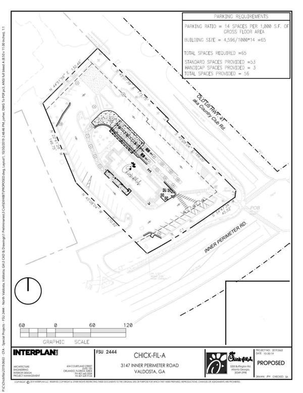 [Proposed Site Plan]