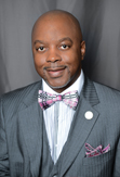 Georgia Rep. Dexter Sharper [D] District 177