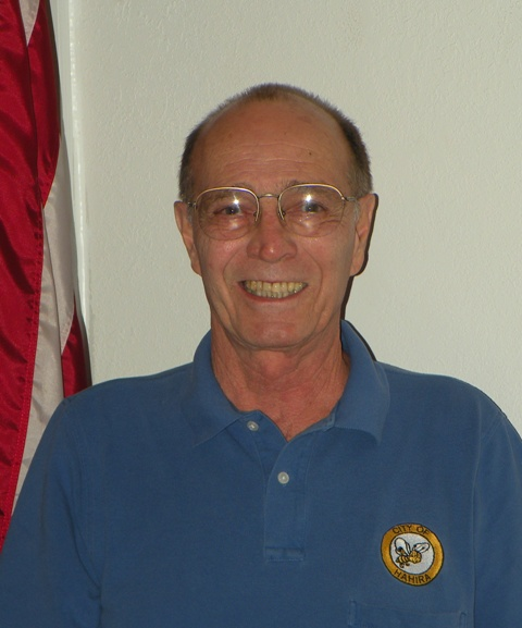 Hahira Council District 3 - Ralph Clendenin